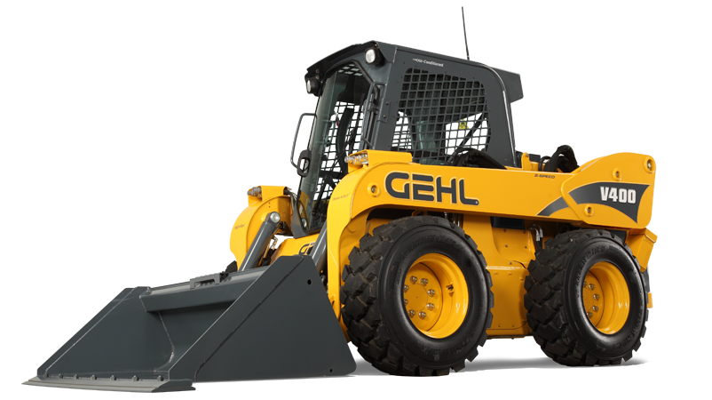 gehl skid loader vertical lift v400 glamour left hero?sfvrsn=5d764f6a_0 gehl v400 vertical lift skid loader